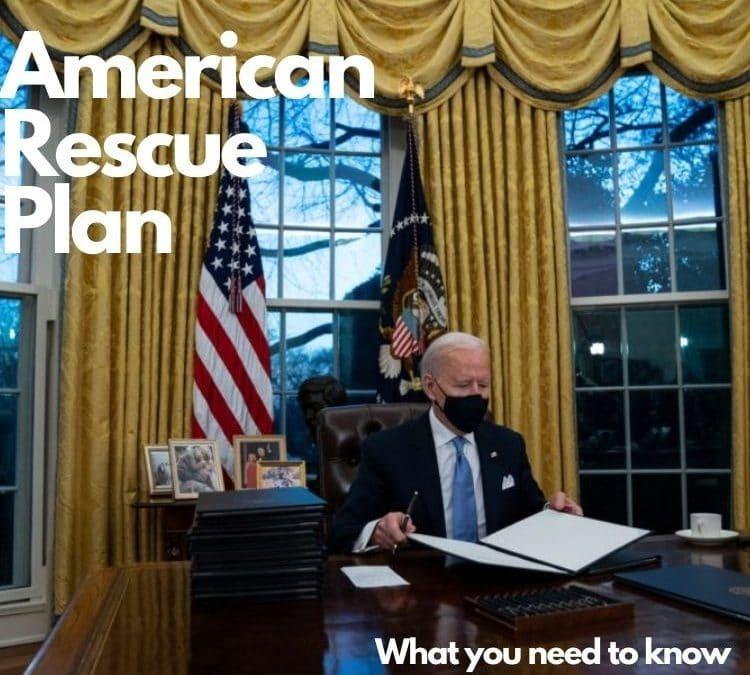 American-Rescue-Plan-Legislation-Highlights