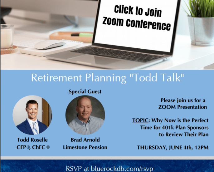 Why Now is The Perfect Time for Plan Sponsors to Review their 401k Plan